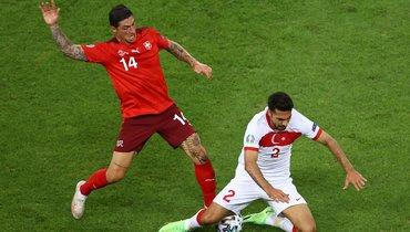 Бывший игрок ЦСКА сделал три голевых передачи вматче чемпионата Европы