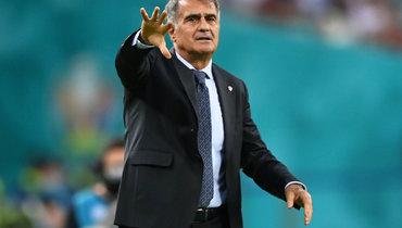 Главный тренер сборной Турции: «Первый матч против Италии пошатнул нашу веру всебя»