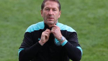 Тренер сборной Австрии заявил, что его игроки могут войти висторию