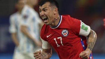Игроки сборной Чили будут наказаны занарушение антиковидных правил вовремя Кубка Америки