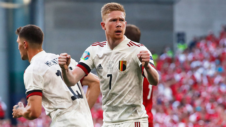 Сборная Бельгии сыграет против Финляндии наЕвро-2020. Фото AFP