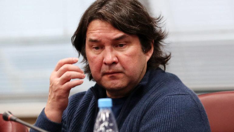 Шамиль Газизов. Фото Федор Успенский, «СЭ»