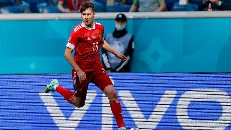 Сборная России сыграет против Дании наЕвро-2020. Фото instagram.com/teamrussia