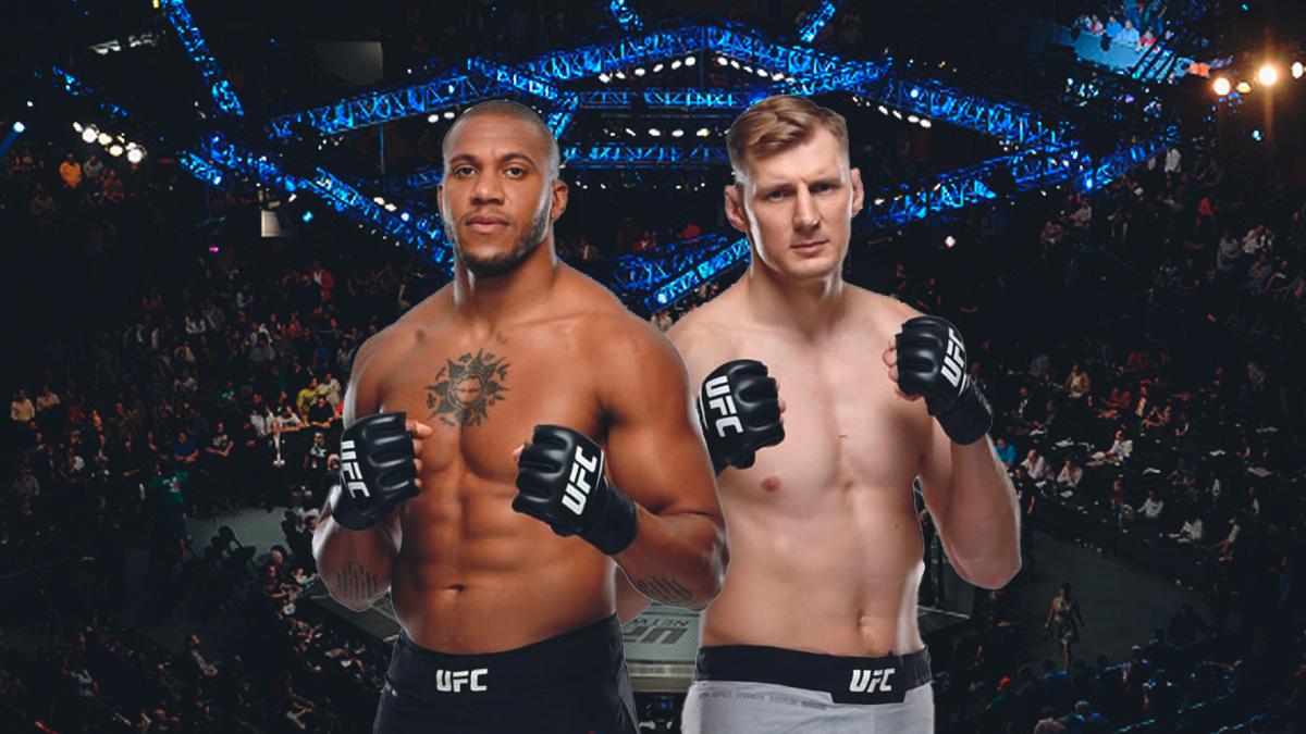 «Ган играет вкошки-мышки, аВолков— мощный парень». Что говорят звезды UFC обое москвича против небитого француза