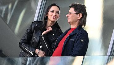 Леонид Федун и Зарема Салихова. Фото РИА Новости