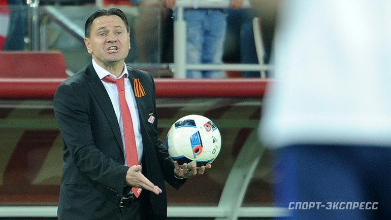 Дмитрий Аленичев. Фото Алексей Иванов, -