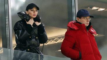 Зарема Салихова (слева). Фото Александр Федоров, «СЭ» / Canon EOS-1D X Mark II
