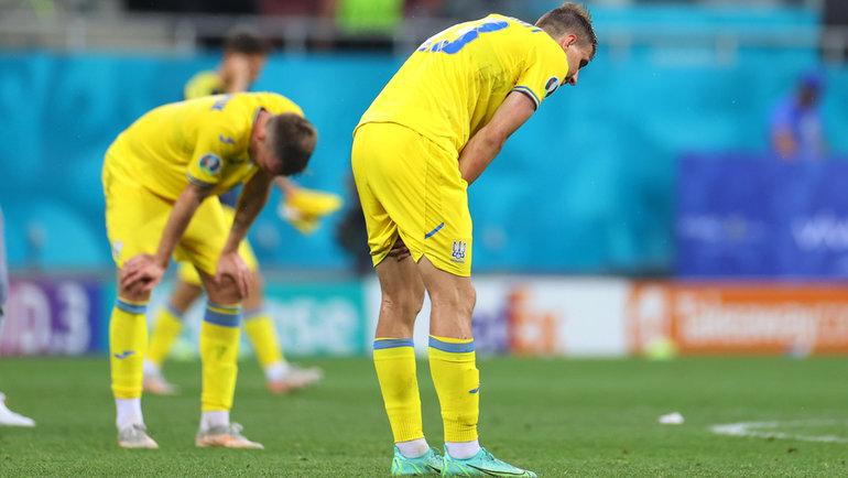 21июня. Украина— Австрия— 0:1. Фото Reuters