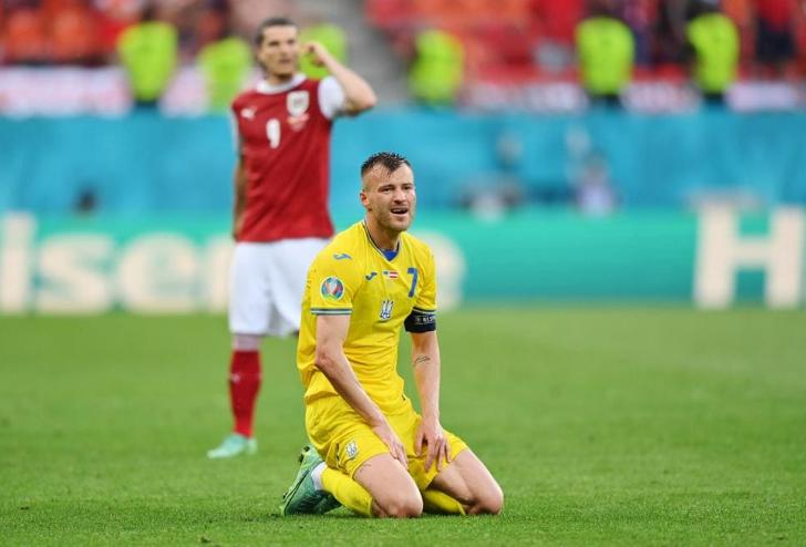 Андрей Ярмоленко. Фото UEFA.com