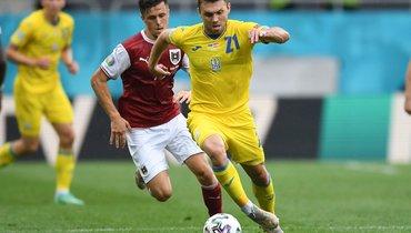 Караваев посетовал набольшое количество брака вигре сборной Украины