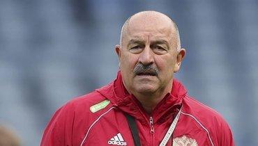 Незыгарь: Черчесову предложили уйти вотставку споста главного тренера сборной России