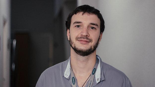 Врач Михаил Гуражев.