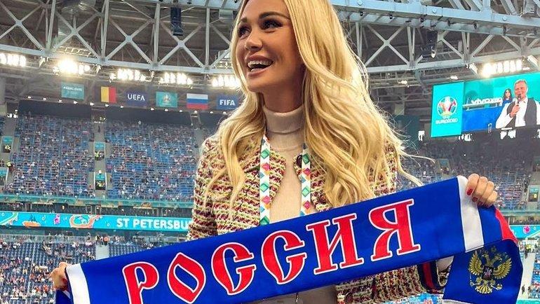 Виктория Лопырева. Фото Instagram
