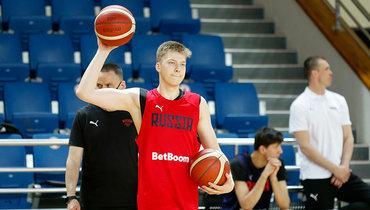 Антон Карданахишвили. Фото ПБК ЦСКА