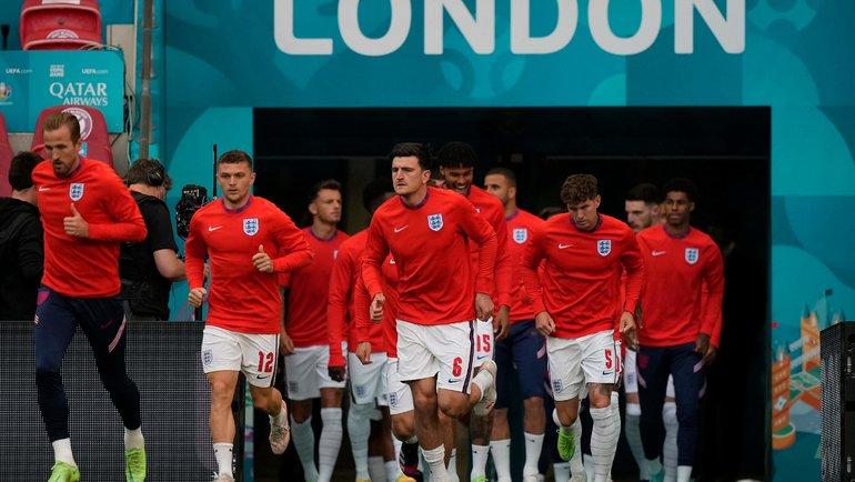 Сборная Англии вматче 1/8 финала Евро сыграет дома, нопротив команды изгруппы смерти. Фото AFP