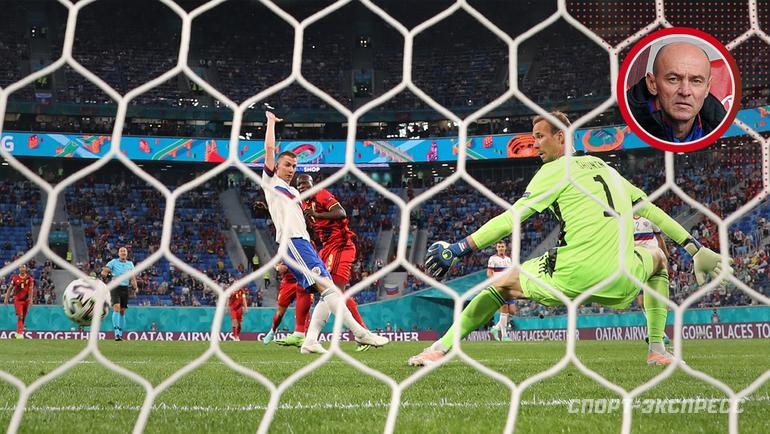 «Внашей сборной Лукаку нет инебудет». Онопко— опровальном для России Евро