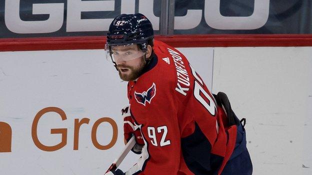 Евгений Кузнецов. Фото USA Today Sports