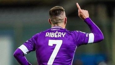 Рибери неполучил предложения от «Фиорентины» поновому контракту иготов покинуть клуб