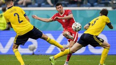 Гол Классона вдобавленное время принес Швеции победу над Польшей