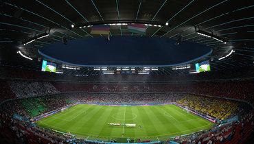 Перед матчем Германия— Венгрия болельщики команд освистали гимн соперников