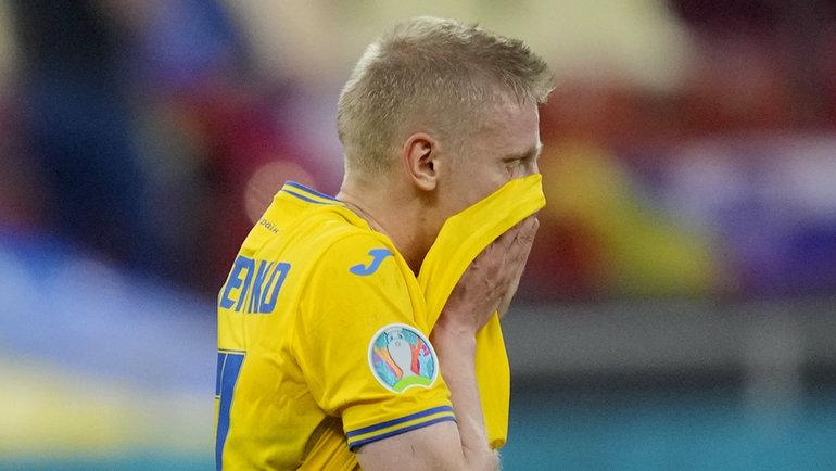 «Негоржусь! Пусть Украина исправится запозор сАвстрией! АуРоссии была более сложная группа». Взгляд изКиева