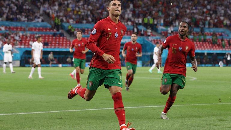 23июня. Португалия— Франция— 2:2. Фото AFP