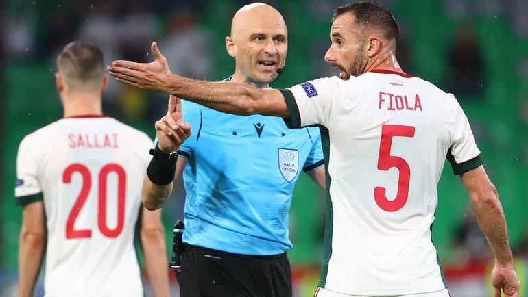 23июня. Германия— Венгрия— 2:2. Сергей Карасев. Фото AFP