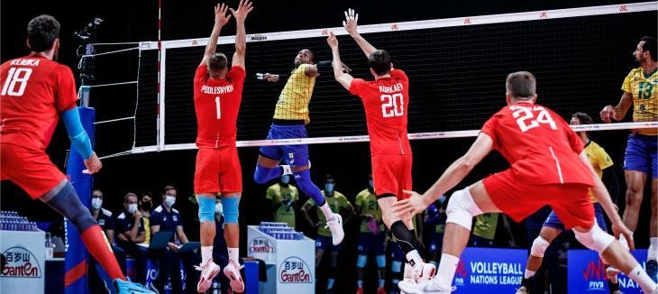 23июня. Бразилия— Россия— 0:3. Фото volley.ru