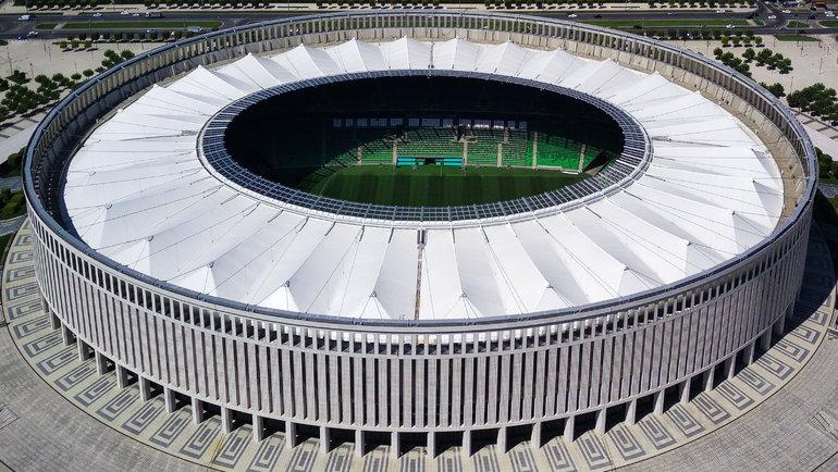 Стадион «Краснодара». Фото ФК «Краснодар».
