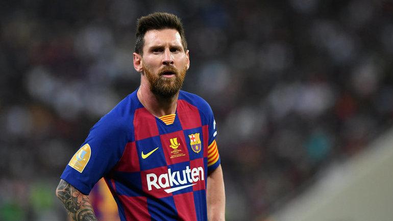 Месси согласовал новый личный контракт с «Барселоной». Спорт-Экспресс
