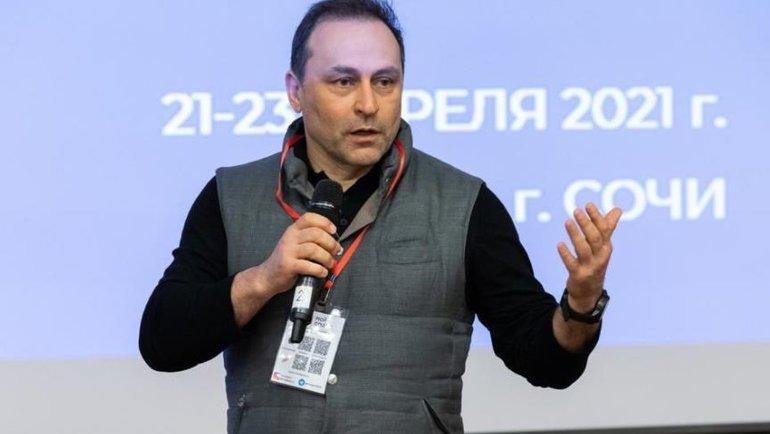 Дмитрий Свищев. Фото Instagram