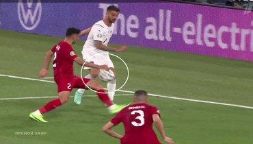 Евро-2020: Розетти признал ошибку голландских судей. Вматче Турция— Италия следовало назначить пенальти