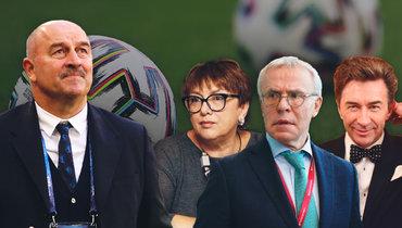 «Это унижение для всего нашего футбола». Что говорят опровале России наЕвро-2020