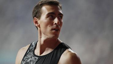 Шубенков поделился эмоциями отпобеды начемпионате России вбеге на110 метров сбарьерами