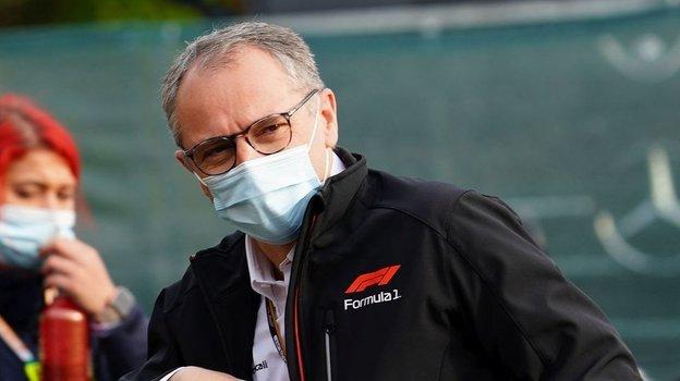 Президент «Формулы-1» Стефано Доменикали. Фото Instagram