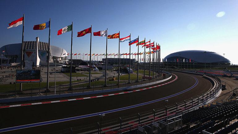 «Формула-1» подтвердила проведение «Гран-при России» вСанкт-Петербурге с2023 года. Фото Getty Images