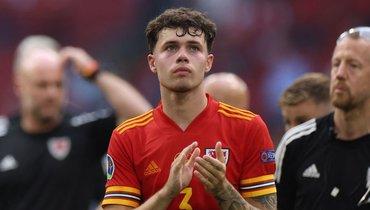 26июня. Уэльс— Дания— 0:4. Неко Уильямс. Фото AFP