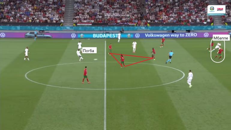 Бельгия вскроет Португалию или вцентре, или нафлангах. Чемпионы Европы могут надеяться только нагений Роналду