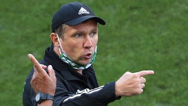 Талалаев назвал закономерным результат сборной России наЕвро