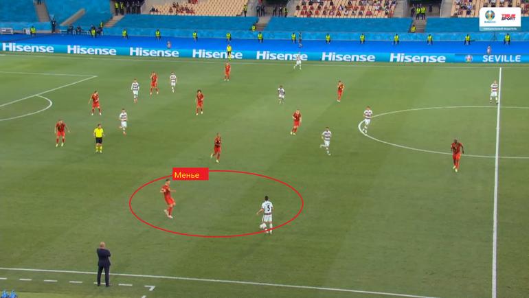 Бельгия незаслужила сухой победы. НоПортугалия поплатилась запровальный групповой этап