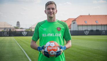Митрюшкин стал игроком дрезденского «Динамо»