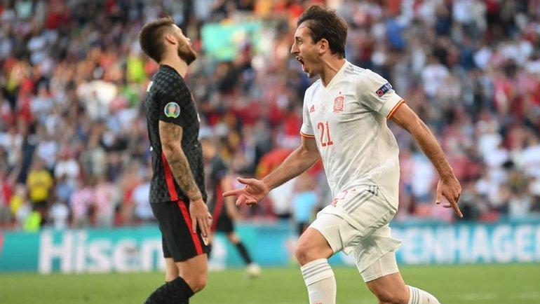5:3 впользу футбола! Испания иХорватия выдали лучший матч Евро-2020