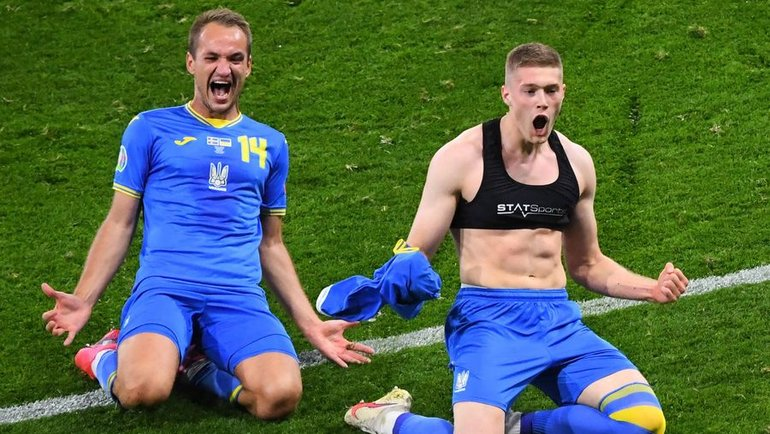 Почему Украина выше Франции иПортугалии наЕвро-2020