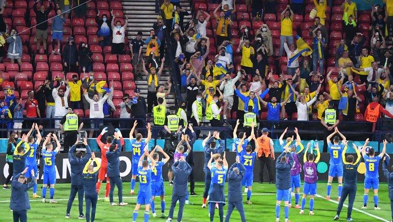 «Всякие повылетали, аУкраина— еще нет». Украинские болельщики, политики извезды— опобеде над Швецией