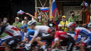 Виновницу грандиозного завала на «Тур деФранс» арестовали