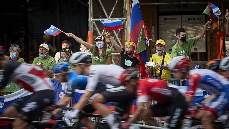 """Тур де Франс"". Фото Getty Images"