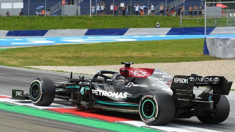 Вторая гонка вАвстрии будет совсем непохожа напервую. Фото AFP