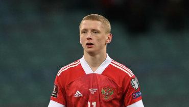 Черчесов заявил, что Мухин был одним излучших натренировках сборной России
