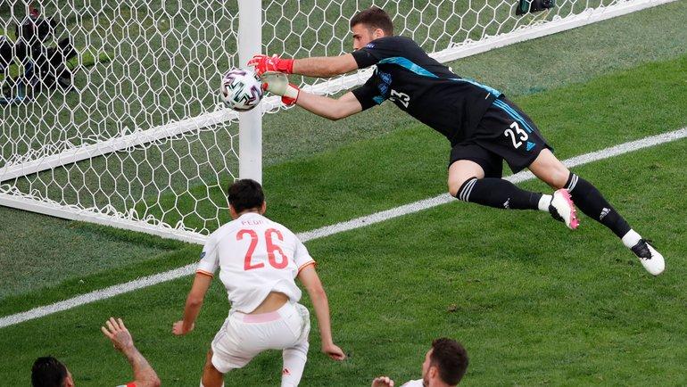 Четыре дня назад над ним все смеялись, асейчас онвытащил Испанию вполуфинал Евро. Ипроявил благородство