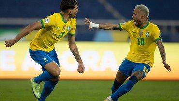 Неймар похвалил сборную Бразилии заигру против Чили